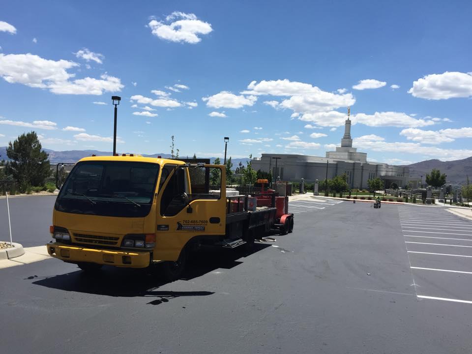 Andersen Asphalt - North Las Vegas, NV