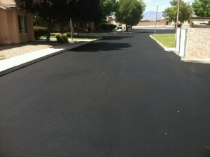 Andersen Asphalt - Lone Mountain Village, NV